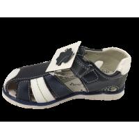 Bērnu  ādas sandales zēniem