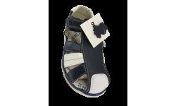Bērnu  ādas sandales